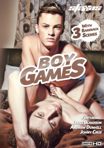 Boy Games DVD
