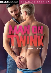 Man on Twink DVD (S)
