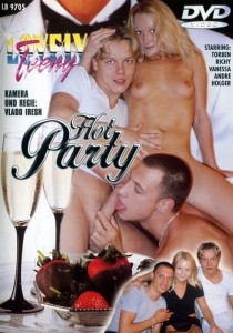 Hot Party DVD