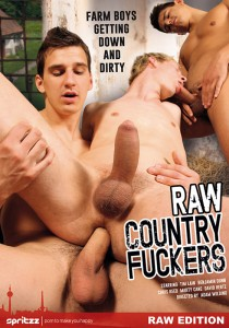 Raw Country Fuckers DVD