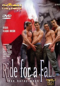 Ride for a Fall - One Horny Week DVDR (NC)