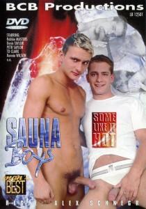 Sauna Boys DVD