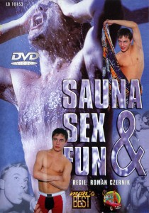 Sauna Sex & Fun DVDR (NC)