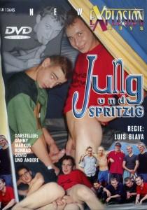 Jung und Spritzig DVDR (NC)