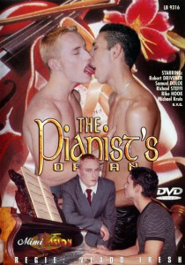 The Pianist's Organ DVD