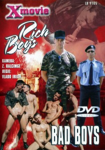 Bad Boys Rich Boys DVD