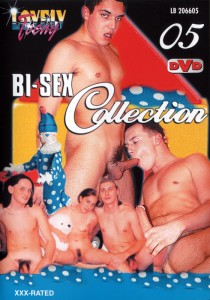 Bi-Sex Collection 5 DVD