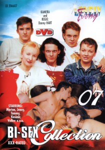Bi Sex Collection 7 DVD