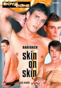 Bareback Skin On Skin DVD