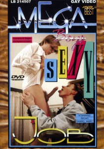 Massage Boys & Sexy Job DVD