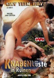 Knabenluste in Ruinen DVDR (NC)