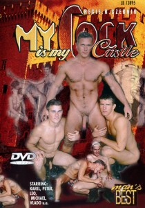 My Cock Is My Castle DVD