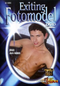 Exiting Fotomodel DVD