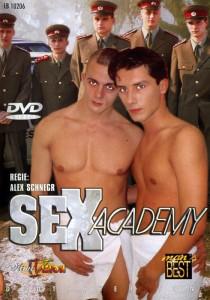 Sex Academy DVD