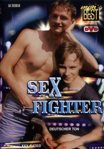 Sex Fighter DVD