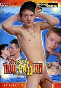 Boys True Passion DVD