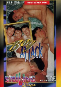 Boy Attack DVD