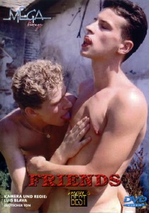 Friends (Mega Boys) DVD