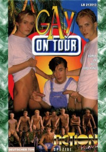 Gay On Tour DVDR (NC)