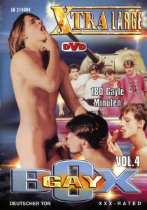 Gay Box Vol 4 DVD