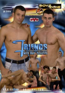 Friends With Raw Benefits DVD