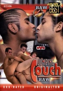 Jumping Couch Raw DVD