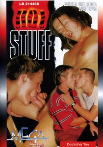 Hot Stuff DVD (Mega Boys)