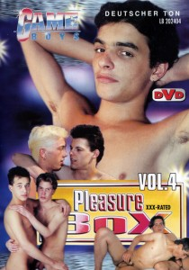 Pleasure Box Vol. 4 DVD