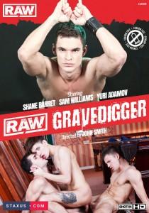 Raw Gravedigger DVD