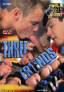 Three Friends DVDR (NC)