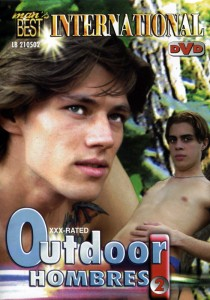 Outdoor Hombres 2 DVDR (NC)