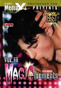 Magic Moments Vol. 10 DVDR