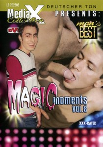 Magic Moments Vol. 8 DVDR