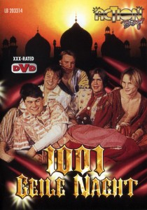 1001 Geile Nacht DVD
