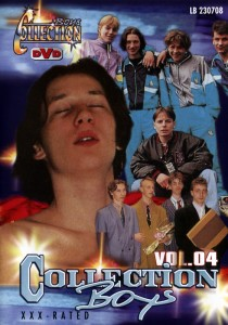 Collection Boys 4 DVD
