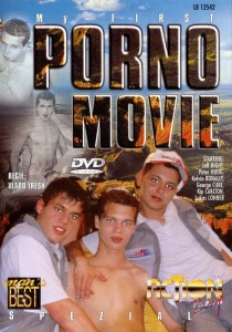 My First Porno Movie DVD