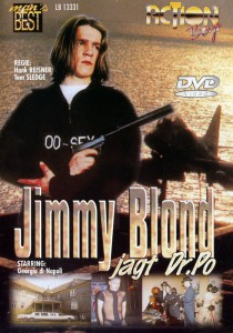 Jimmy Blond Jagt Dr. Po DVD