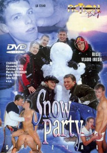 Snow Party DVD
