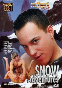 Snow Adventures DVD
