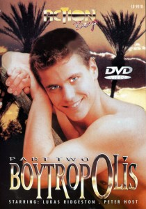 Boytropolis part 2 DVD