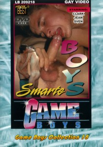 Game Boys Collection 18 - Smarte Boys + Sperma Kanonen DVD