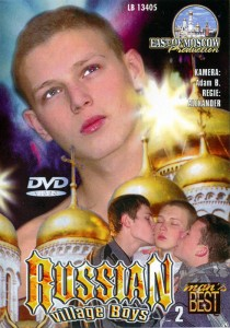 Russian Village Boys 2 DVDR (NC)