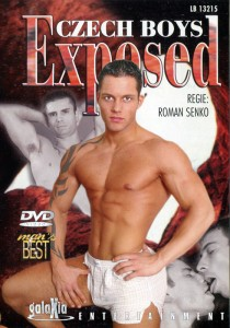 Czech Boys Exposed DVD