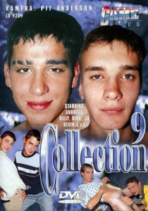 Game Boys Collection 9 - Kleine Biester + Sinful Boys DVD