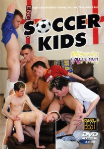 Soccer Kids DVDR (NC)