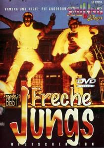 Freche Jungs DVD