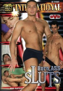 Born Ass Sluts DVD