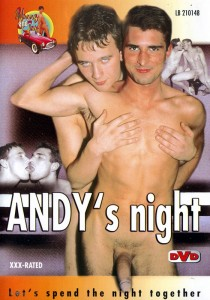 Andy`s Night DVD