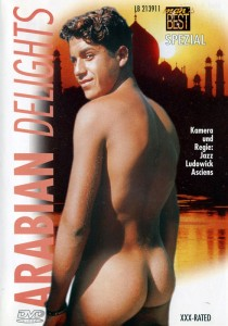 Arabian Delights DVD