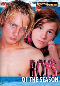 Boys of the Season DVD
